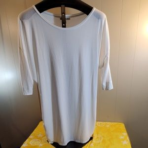 Express one Eleven Tunic Top